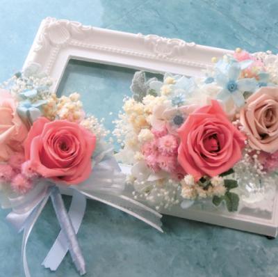 花飾り枠3