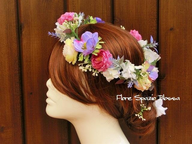 すみれ色の花冠A
